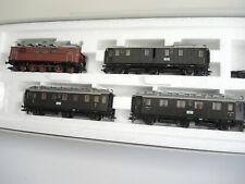 Märklin 26537 Set Personenzug  Epoche II mit Ellok EP 3/ 6 DRG  Digital MFX