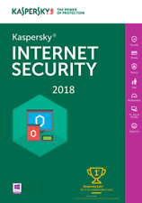 Kaspersky Internet Security 2018 1 PC 1 Anno Versione Completa licenza Download