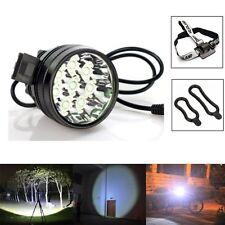 12000 Lumens XM-L T6 MTB Bike Bicycle Cycling Headlamp Torch Headlight