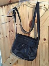 """Lovely Brown Cross Body Shoulder Bag By Debenhams Collection 10"""" x 8"""" Approx"""