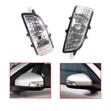 2Pcs Front Wing Mirror Indicator Lens Light Lamp For Volvo S40 V50 C30 S60 V70