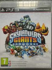 Skylanders Giants PlayStation 3 Ps3 Complete In Original Case Software Only