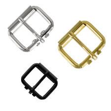 """Metal Buckle Heavy Duty Belt Buckle Roller Buckle fits 1-1/2"""" (38mm) Wide Strap"""