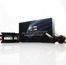 Autovizion Slim 55 Watts 9004 HB1 12000K Deep Violet Blue HID Xenon Kit Low Beam