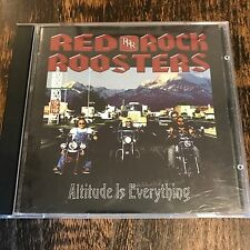 Red Rock Roosters - Altitude Is Everything - CD - Southern Rock
