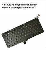 "New Keyboard for Macbook Pro A1278 13""  2009 2010 2011 2012 UK Layout"