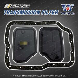 Premium Quality Wesfil Transmission Filter for Mazda 3 BK BL BL SP25 WCTK136