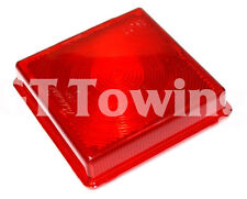 Genuine Ifor Williams Horse Trailer Stop / Tail Red Light Lens HB510 HB505 HB401
