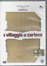 Dvd Video **IL VILLAGGIO DI CARTONE** di Ermanno Olmi Nuovo Sigillato 2011