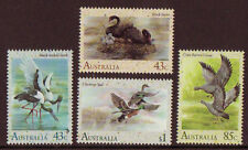 AUSTRALIA 1991 WATERBIRDS UNMOUNTED MINT