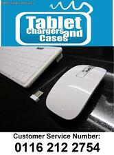 WHITE TASTIERA e mouse wireless + tastiera numerica per LENOVO PC all-in-One