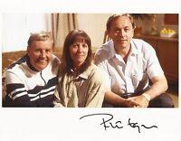 Peter Egen hand signed photo UACC RD 86 AFTAL