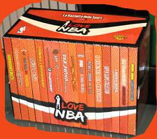 OPERA COMPLETA CAJA CAJA 16 DVD I LOVE NBA BASKET ORIGINAL ITA-ENG