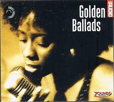 Golden Ballads Various 24 Karat Zounds Gold CD Audio's