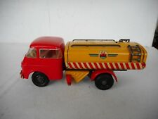 GERMANY DIECAST SKODA TIN/TOY BLECH  City TANKER van MS VEB GERMANY