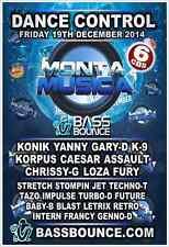 Monta Musica - Friday 19th December 2014
