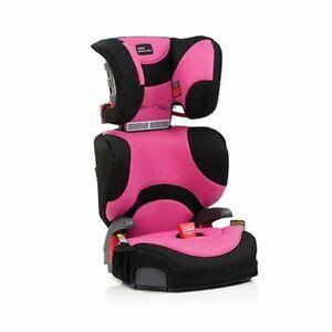 Britax Safe n Sound Hi-Liner Booster Seat Pink
