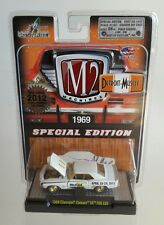 Rare M2 Machines 1969 Chevrolet Camaro DCX Promo Chase 1 Of 108 Signed White