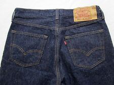 Vtg LEVI'S USA MADE 501 Jeans ~ measure 31 x 34 ~ Levis INDIGO ~ EUC 80s 90s