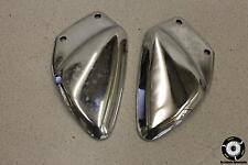 2000 Suzuki Katana 600 Gsx600f Front Foot Peg Rest Heel Guards Covers GSX 00 *