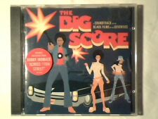 CD The big score CURTIS MAYFIELD ISAAC HAYES ROY AYERS QUINCY JONES EDWIN STARR