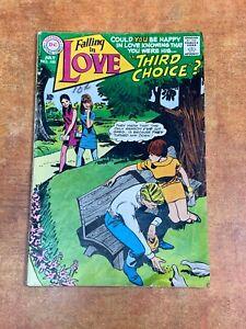 DC Comics FALLING IN LOVE #100 (Jul 1968)