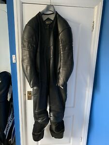 used motorcycle one piece leather suit