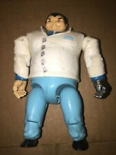 C.O.P.S. Big Boss Loose Action Figure from COPS N Crooks TV Series Hasbro 1988