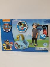 Nickelodeon Paw Patrol Light-Up Heel Wheel Skates Age 4+  Nwb