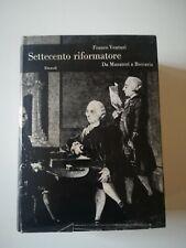VENTURI Settecento Riformatore - Da Muratori A Beccaria (Einaudi, 1998)
