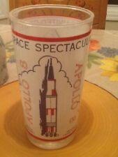 Apollo 8 drinking glass