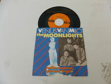 "THE MOONLIGHTS - Venus Van Milo - 1989 Dutch 7"" Juke Box vinyl single"