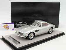 "Tecnomodel TM18-103A # Ferrari 250 GT SWB Bertone Bj. 1962 "" silber "" 1:18 NEU !"
