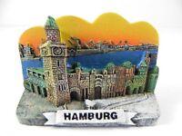 Magnet oder Standfigur HAMBURG Landungsbrücken Hafen,Germany,Neu