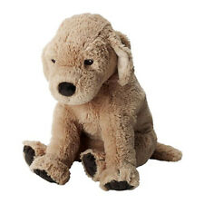 IKEA Soft Toy Dog Stuffed Animal GOSIG GOLDEN Retriever Plush Boys Girls NEW