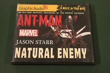 Ant-Man Natural Enemy - Graphic Audio - Marvel Comics - CD