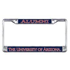 UNIVERSITY OF ARIZONA ALUMNI License Plate / Tag Frame