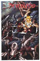 Covers by Al Rio NM Vampirella Revelations Prototype comic set of 2 Harris Co