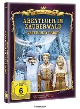 DVD * VÄTERCHEN FROST - ABENTEUER IM ZAUBERWALD - DEFA MÄRCHEN # NEU OVP -