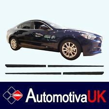 Mazda 6 5D Mk3 Rubbing Strips | Door Protectors | Side Protection Mouldings Kit