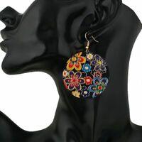 Party Dress Jewelry Fashion for Women Dangle Earring Drop Earrings Multicolor