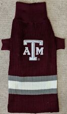 New listing Texas A&M Aggies Dog Pet Sweater shirt (Large)