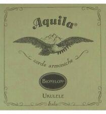 Aquila 57U Bionylon - Jeu de Cordes ukulele Soprano - Sol aigu