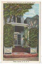 Pavillon Royal Entrance, LONG ISLAND NY, Merrick Road, Vintage New York Postcard