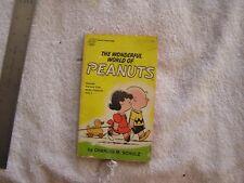 The Wonderful World of Peanuts Charles M. Schulz 1954