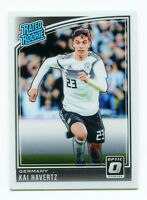 KAI HAVERTZ 2018-19 Panini Donruss Optic Rated Rookie RC #191 Germany Chelsea