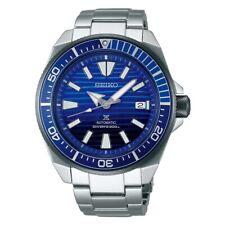Seiko Prospex Samurai Save The Ocean 43.8 mm Automatic SS Watch - SRPC93K1