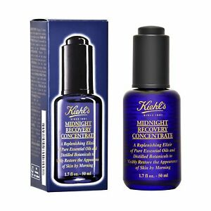 Kiehl's Midnight Recovery Concentrate 1.7oz, 50ml Skincare Serum