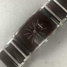 Rado Women's Ceramic Band Adult Wristwatches