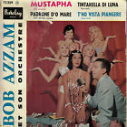 45TRS VINYL 7''/ FRENCH EP BARCLAY BOB AZZAM / MUSTAPHA + 3